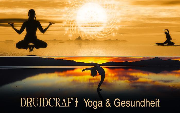 DRUIDCRAFT Yoga & Gesundheit