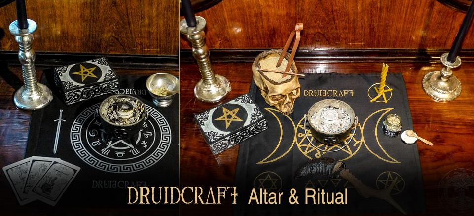 DRUIDCRAFT Altar & Ritual